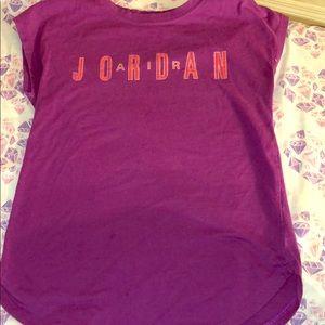fd5f26aebfbc Jordan Tees - Short Sleeve Tops for Women